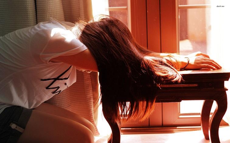 Το κοριτσάκι που καθότανε στα σπίρτα