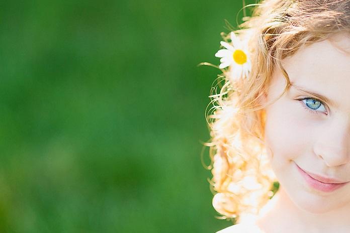 Ένα μικρό κορίτσι από το Χαμόγελο του Παιδιού, που δεν θα ξεχάσω ποτέ