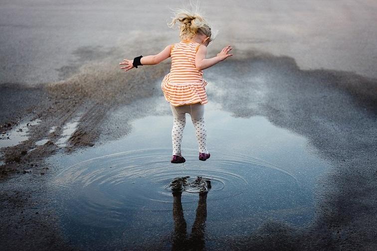 Θα 'θελα να ήμουν σαν το παιδί μου - να μην φοβάμαι να τολμώ