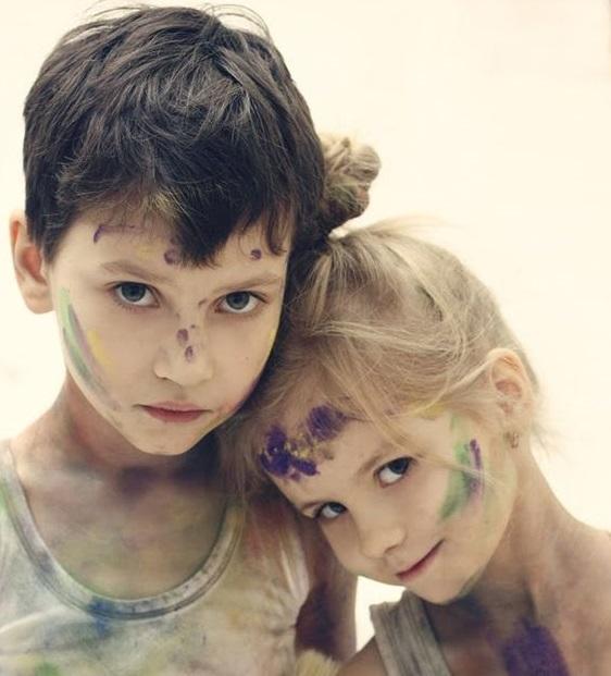 Ο δημιουργικός ενήλικας είναι το παιδί που επιβίωσε