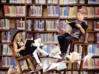 πόσα βιβλία ντύσατε