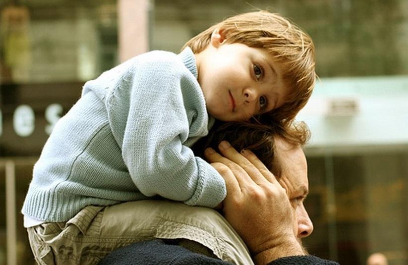 Αν είσαι μισός πατέρας, θα έχεις μισό γιο
