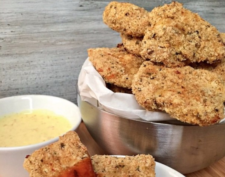 Kοτομπουκιές φούρνου με μυρωδικά – η συνταγή που θα λατρέψουν τα παιδιά