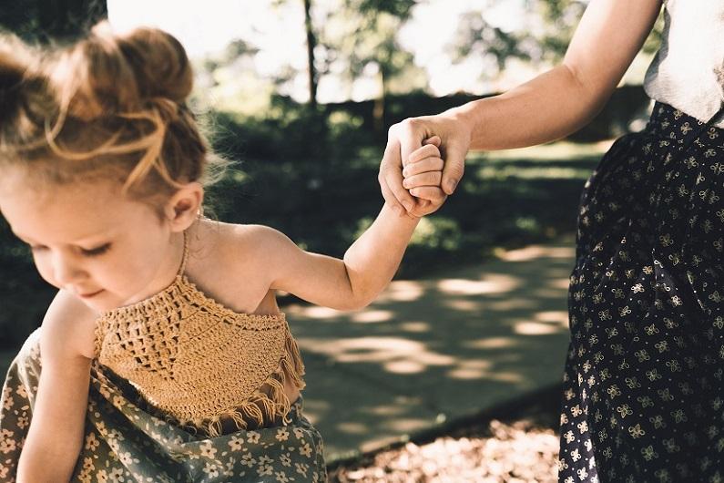 Να νιώθει το παιδί μου την αγάπη μου