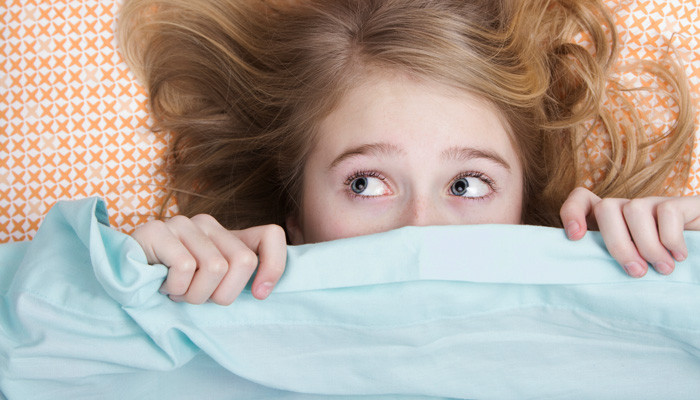 τους φόβους της παιδικής ηλικίας