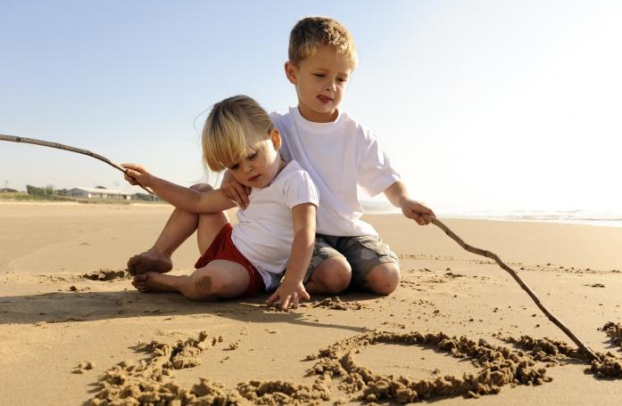 Διακοπές με παιδιά