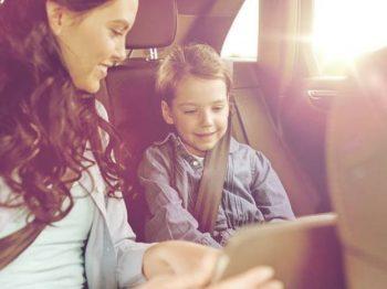 Τις καλύτερες συζητήσεις με τα παιδιά μου, τις κάνω μέσα στο αμάξι