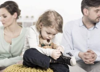 Χωρισμένοι γονείς