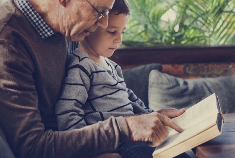 τον παππού μου