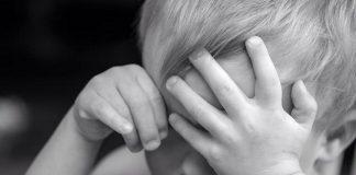 το κλάμα του παιδιού