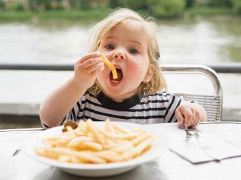 Παχύσαρκα παιδιά