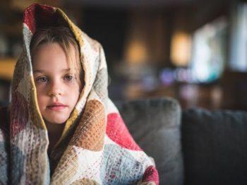το παιδί μου αρρωσταίνει συνέχεια
