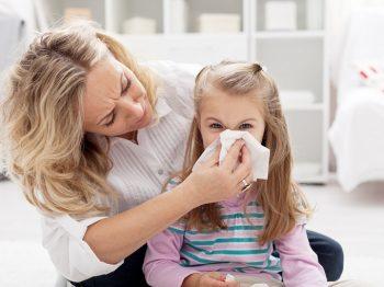 Τα παιδιά αρρώστησαν