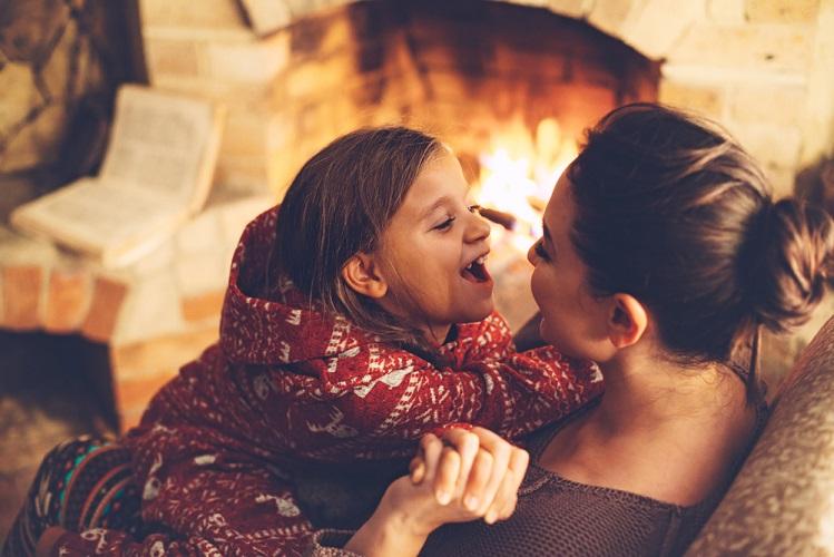 Το παιδί χρειάζεται μια μαμά