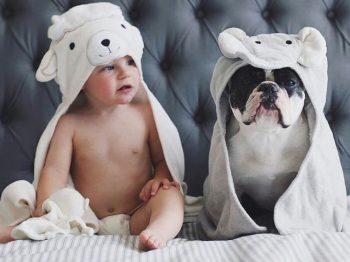 10 αψυχολόγητα πράγματα που κάνει ένα μωρό