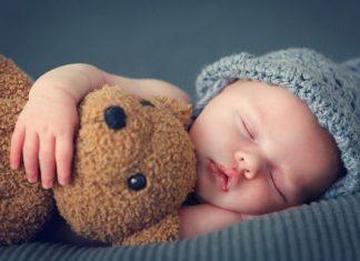 ύπνο βρεφών