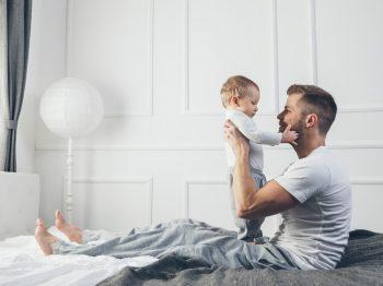 μωρό στο σπίτι