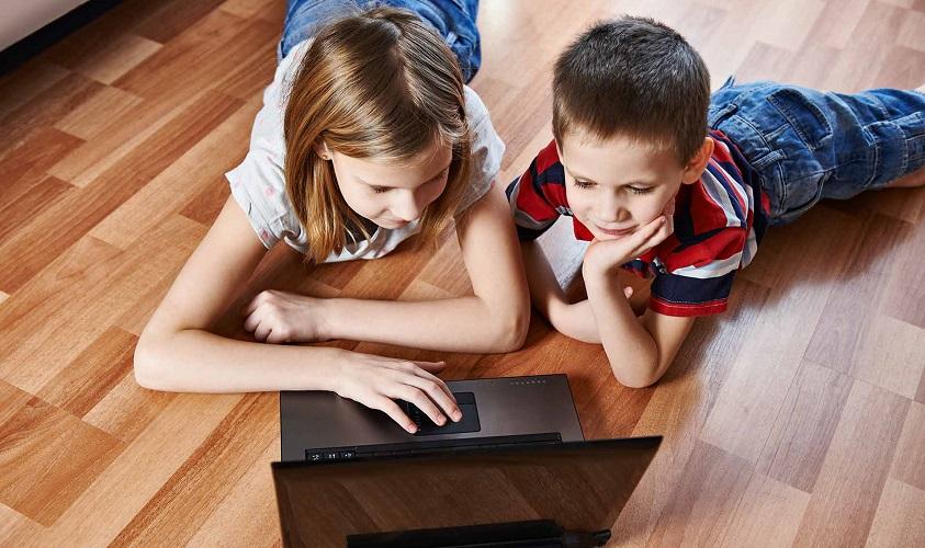 social media για παιδιά