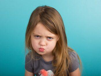 το παιδί δεν σας ακούει