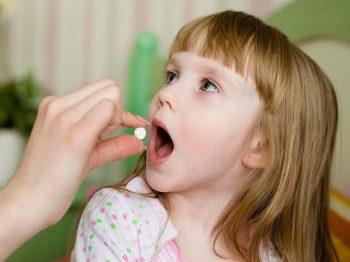φάρμακα στα παιδιά