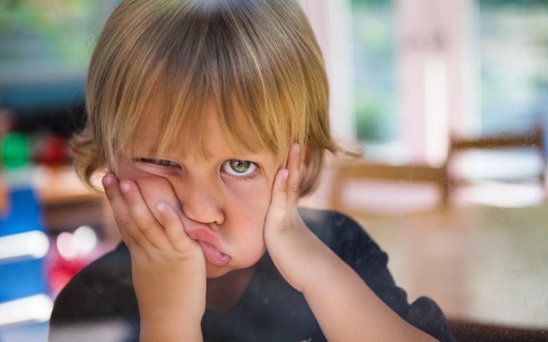"""""""Δεν φταίει το παιδί, αλλά το ταμπεραμέντο του"""" - τα 9 χαρακτηριστικά που το διαμορφώνουν"""
