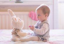 μωρό ενός έτους