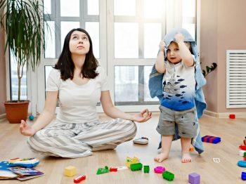 υπομονή σας με το παιδί