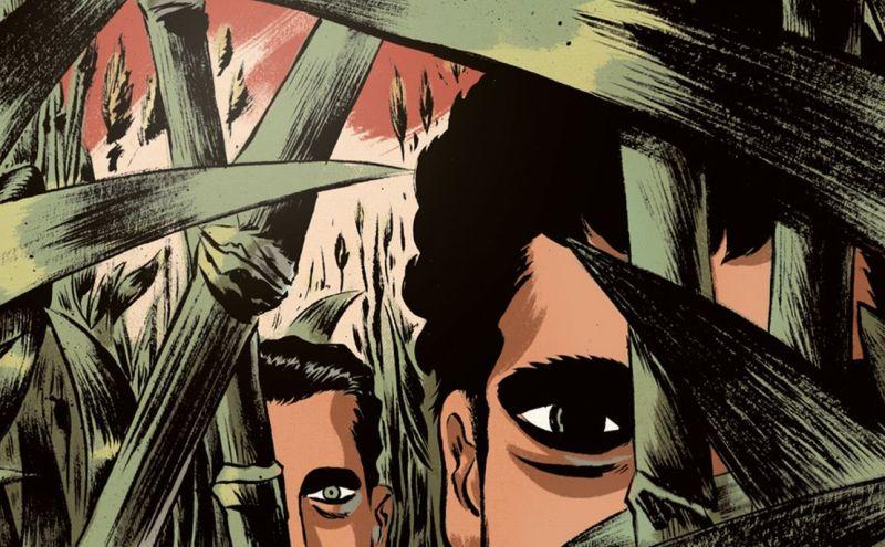 """Τα """"Μυστικά του Βάλτου"""" της Πηνελόπης Δέλτα έγιναν ένα καταπληκτικό κόμικ"""