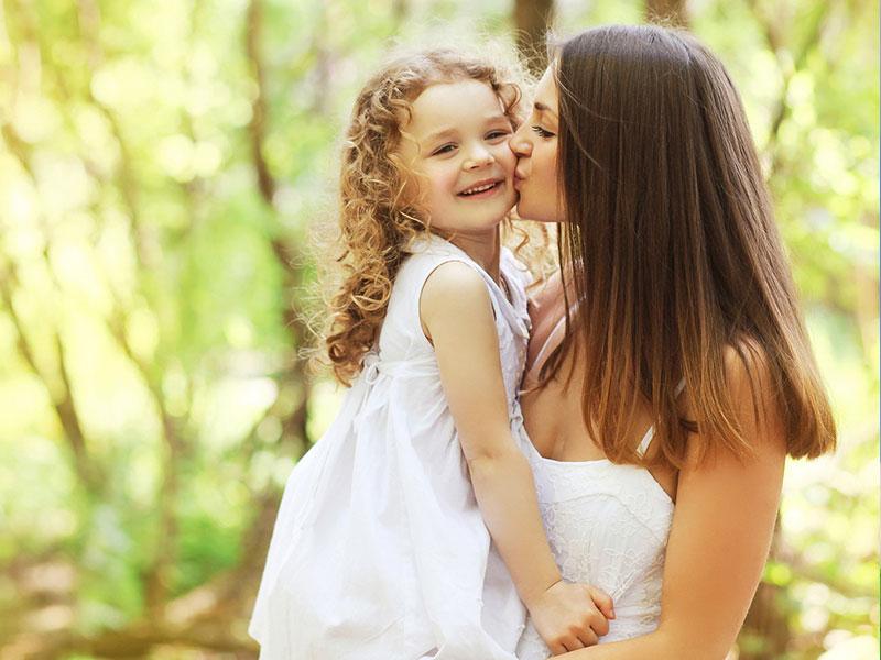 Σ' ευχαριστώ που είσαι παιδί μου, σου υπόσχομαι ότι θα προσπαθώ καθημερινά να γίνομαι αντάξιά σου