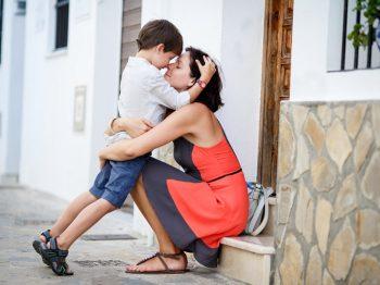 στην καρδιά του παιδιού