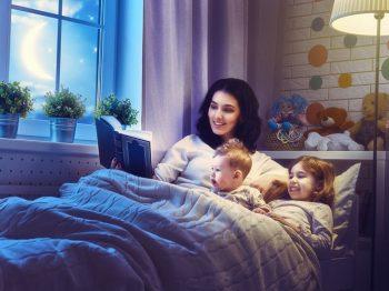 να διαβάζετε στο παιδί σας