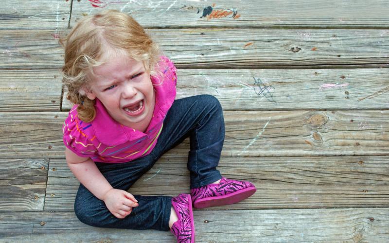 H μία και μοναδική ερώτηση που θα σας βοηθήσει να διαχειριστείτε τα tantrums