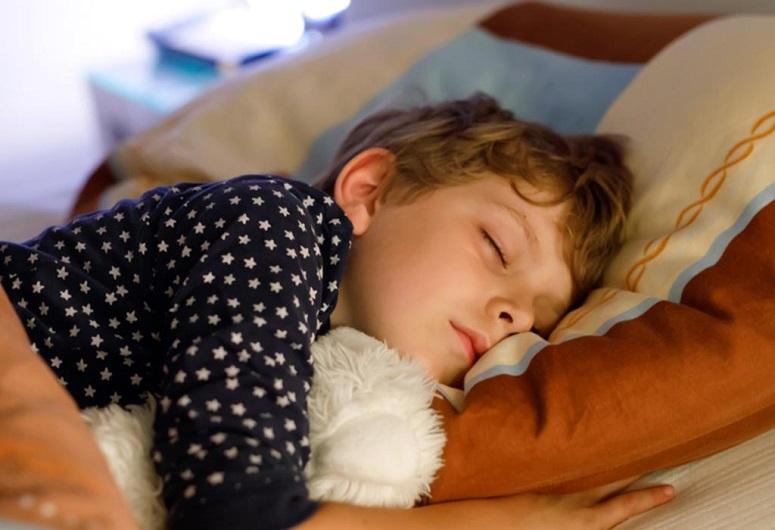 ρουτίνα πριν τον ύπνο