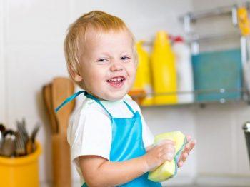 πετάξεις το σφουγγάρι των πιάτων