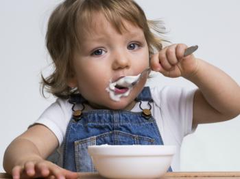 γιαούρτι των παιδιών