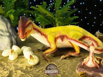 Ο μαγικός κόσμος των δεινοσαύρων έρχεται στην Αθήνα!