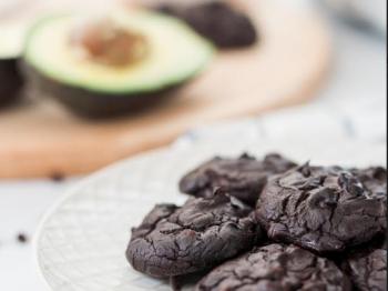 Μαλακά cookies με κακάο