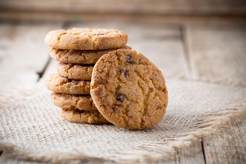 Μπισκότα με χουρμάδες