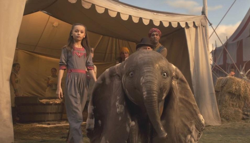 Dumbo γίνεται live action