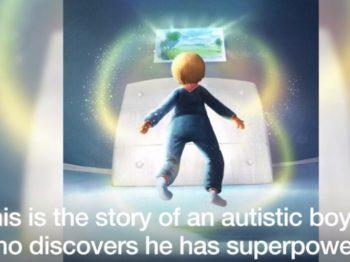 Τι θα γινόταν αν ο αυτισμός ήταν υπερδύναμη; - μια υπέροχη σειρά βιβλίων