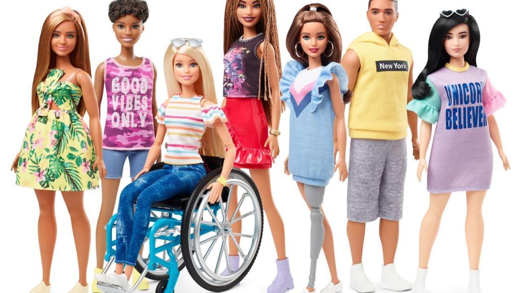 συλλογή της Barbie
