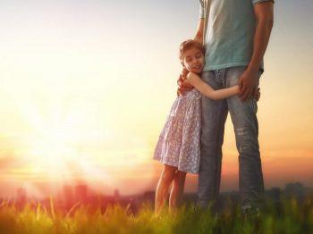κορίτσι από τον πατέρα