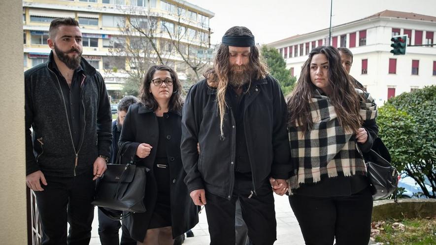 Σε δίκη ο πατέρας του Βαγγέλη Γιακουμάκη γιατί επιτέθηκε στον διευθυντή της Γαλακτοκομικής σχολής