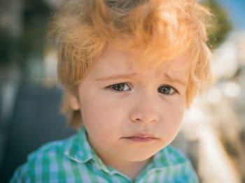 το παιδί λέει συνέχεια «όχι»