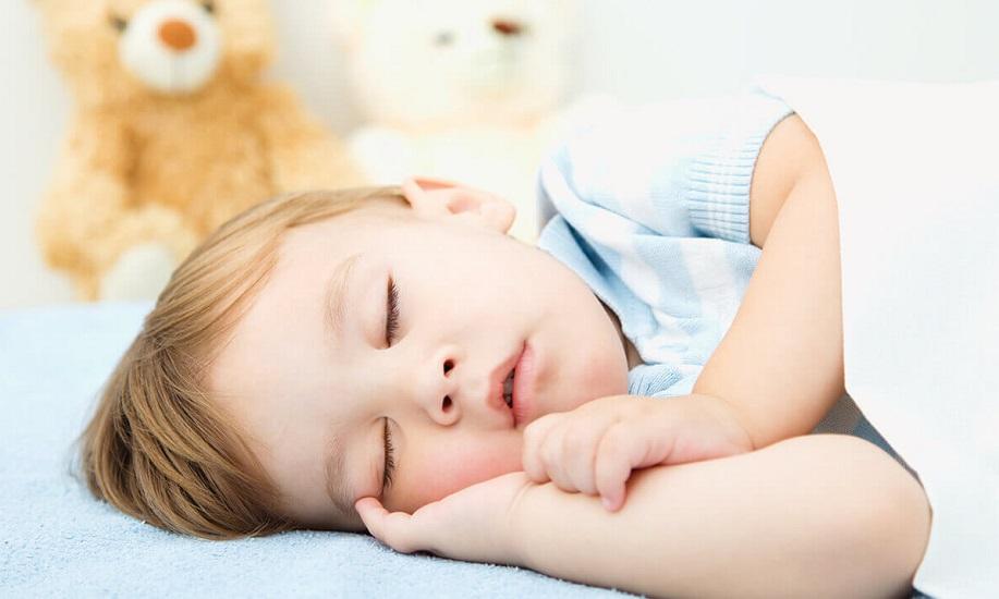 ύπνος του παιδιού