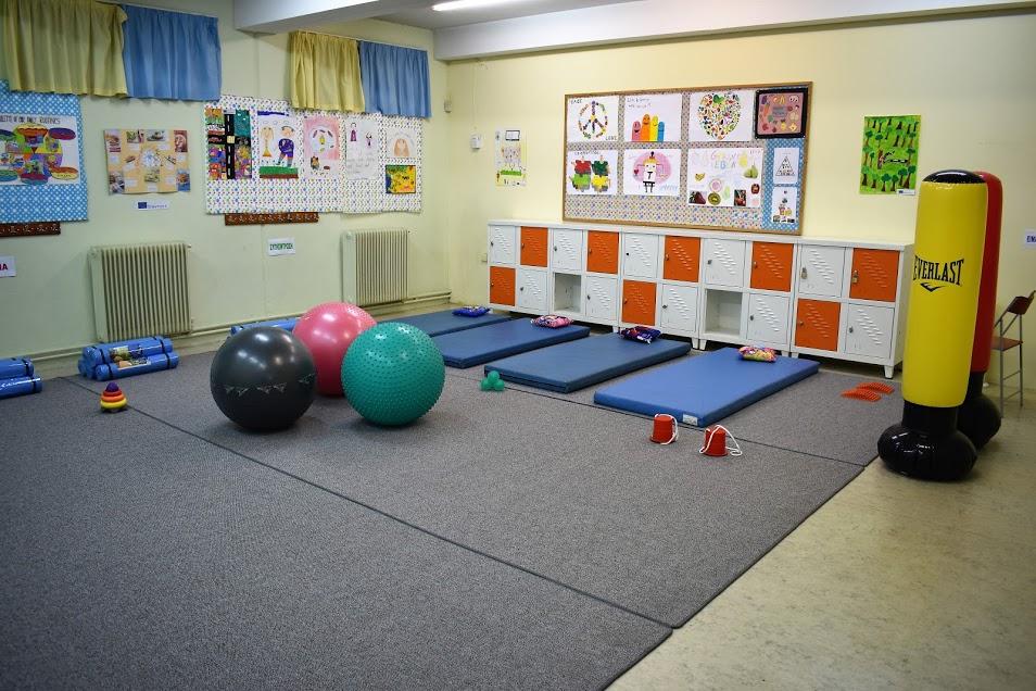 σχολική αίθουσα ηρεμίας ησυχίας