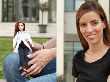 πρώτη Ελληνίδα κούκλα Barbie