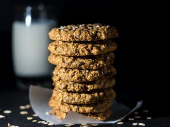 μπισκότα με αμυγδαλοβούτυρο