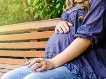 τσιγάρο και εγκυμοσύνη