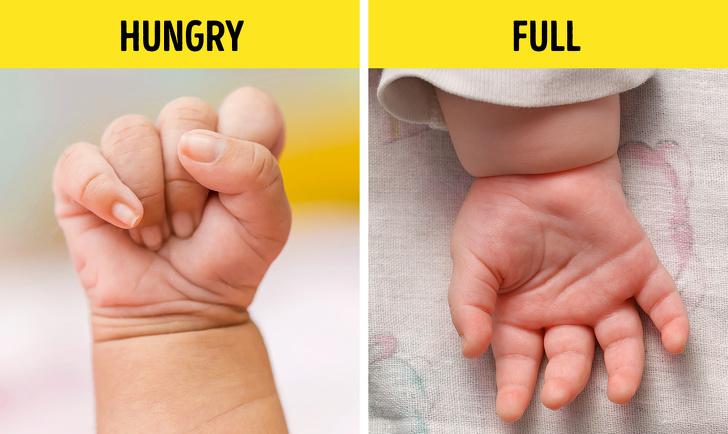 τι θέλει να σας πει το μωρό